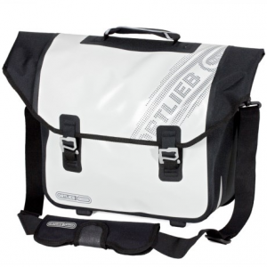 ortlieb downtown ql3 pannier- Save 42% Off - CLOSEOUTS . Built for maximum commuting convenience, Ortlieband#39;s Downtown QL3 pannier organizes and protects daily essentials and carries them securely on your rear rack. Outside, thereand#39;s waterproof fabric and reinforced feet; inside, thereand#39;s a divider panel and organizer pockets to help keep you on track. Available Colors: WHITE/BLACK, BLACK.