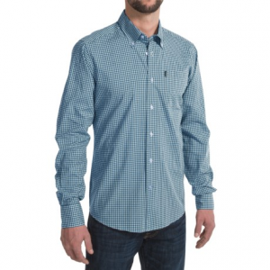 Image of Barbour Leonard Shirt - Button-Down Collar, Long Sleeve (For Men)