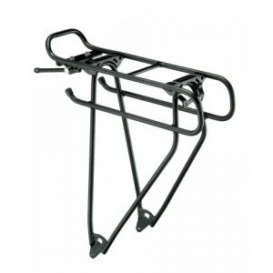 ortlieb racktime addit rear bike rack- Save 49% Off - CLOSEOUTS . Ortlieband#39;s Racktime Addit rear bike rack is a durable, versatile rack for commuting or short tours. Beneath the sturdy main deck, thereand#39;s a second lower rail that holds rear panniers and keeps your center of gravity low. Available Colors: BLACK.