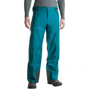 Image of Mountain Hardwear Dry.Q (R) Straight Chuter Pants - Waterproof (For Men)