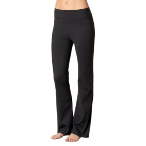 prana contour pants (for women)- Save 55% Off - CLOSEOUTS . Snug at the waist with a taper below, the prAna Contour pants support and flow with your stretch sessions. A wide waistband has a compression fit with moisture-wicking Chakaraand#174; performance fabric, and articulated side seams flatter your figure. Available Colors: BLACK, CHARCOAL HEATHER, HEATHER GREY. Sizes: S, M, L, XL.