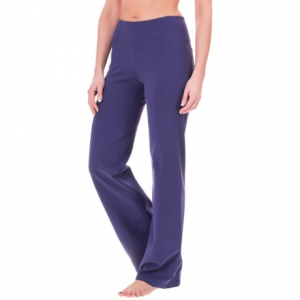 prana julia yoga pants - stretch nylon (for women)- Save 50% Off - CLOSEOUTS . Silky Supplexand#174; stretch nylon and a comfortable, movement-friendly fit are just a few of the features in prAnaand#39;s Julia yoga pants. Just wait until you discover the flattering articulated seaming, cute jeans-inspired styling and hidden key pocket! Available Colors: BLACK, CHARCOAL HEATHER, INDIGO. Sizes: S, M, L, XL.