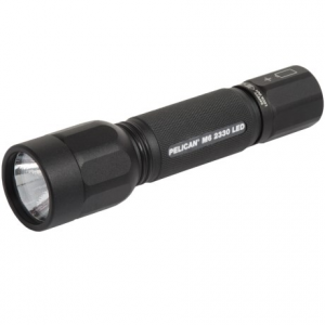 pelican products 2330 m6 led aluminum flashlight- Save 56% Off - CLOSEOUTS . Pelican Products 2330 M6 LED flashlight is tough enough to take anywhere, thanks to a CNC-machined aluminum body that houses a powerful 100-lumen LED. The push-button tail cap switch has a lockout feature to prevent accidental activation, and the compact design fits easily in a glove box or backpack pocket. Available Colors: MATTE BLACK.