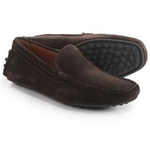 Image of Frye Allen Venetian Moc Shoes - Suede (For Men)