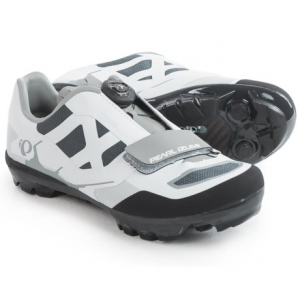 pearl izumi x-project 2.0 mountain bike shoes - spd (for women)- Save 50% Off - CLOSEOUTS . A great choice for cyclocross and technical cross-country riding. Pearl Izumi X-Project 2.0 mountain bike shoes are designed for performance in the saddle and running comfort off the bike, thanks to a full-length, unidirectional carbon fiber midsole plate. Available Colors: BLACK/BLACK, WHITE/BLACK. Sizes: 41, 40, 39, 42, 38, 43, 37, 41.5, 38.5, 39.5, 37.5, 36.5, 42.5, 36, 40.5.