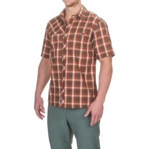 photo: Outdoor Research Riff Shirt hiking shirt