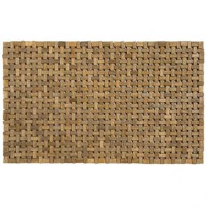 Image of Entryways Douglas Exotic Wood Mat - 18 x 30?