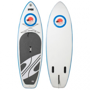 Image of Boardworks The Mod Inflatable Stand-Up Paddle Board - 9?6?