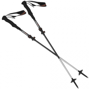 komperdell carbon trailstick foldable trekking poles (for women)- Save 31% Off - CLOSEOUTS . Fast and easy to deploy, Komperdelland#39;s Carbon Trailstick foldable trekking poles feature a lightweight, Carbonpole design that helps stabilize your footing on all surfaces. Expedition foam grips with padded straps custom-fit to your hands and gloves for maximum on-trail comfort. Available Colors: SEE PHOTO.