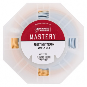 Image of Scientific Anglers Mastery Tarpon Floating Fly Line - 100?, Weight Forward