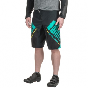 pearl izumi divide xc shell shorts (for men)- Save 52% Off - CLOSEOUTS . Pearl Izumiand#39;s Divide XC shorts work for the trail ride and beyond, thanks to their loose-fitting Lightweight Transfer fabric, which wicks moisture and dries quickly for optimal comfort. Tapered legs enhance mobility, and three deep pockets provide ample space for mountain biking essentials. Available Colors: BLACK, BLACK/VIRIDIAN GREEN. Sizes: XL, 2XL, XS, L.