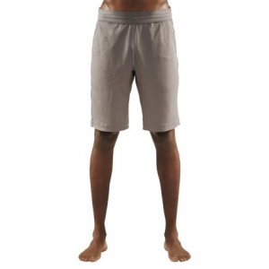 manduka ka-ze yoga shorts (for men)- Save 51% Off - CLOSEOUTS . Mandukaand#39;s Ka-Ze yoga shorts are inspired by power athletes, but designed for yoga with a loose (but not too loose) fit, slightly tapered leg and stretchy grid performance fabric. Available Colors: BLACK, FOG, INDIGO. Sizes: L, M, S, XL.