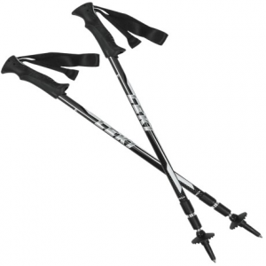 leki kumara trekking poles- Save 33% Off - Discontinued or prior year model . A durable option for general hiking and trekking, LEKI Kumara trekking poles are constructed of durable 6000 series aluminum with the Super Lockand#174; twist-lock adjustment system. Available Colors: SEE PHOTO.