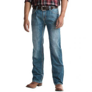 Image of Rock and Roll Cowboy Pistol Jeans - Regular Fit, Straight Leg (For Men)