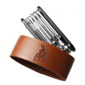 brooks england ltd. mt10 multi-tool- Save 33% Off - CLOSEOUTS . The Brooks England LTD. MT10 multi-tool is a practical multi-tool for commuters or road and trail riders. A genuine leather cover protects the collection of hex wrenches and screwdriver heads. Available Colors: BLACK, ANTIQUE BROWN, HONEY.