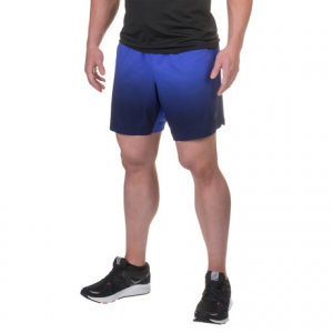 new balance shift shorts (for men)- Save 61% Off - CLOSEOUTS . The New Balance Shift shorts are made with paper-thin polyester and stretchy spandex for a light, barely there feel that wonand#39;t hold you back or weigh you down during your workout. Drop your tunes into the zip media pocket and get it done! Available Colors: BURGUNDY/BLACK, HARBOR BLUE/BLACK, DEEP WATER/BLACK, DEFENSE GREEN, MARINE BLUE, PACIFIC MARL, BLACK/GREY, GREEN/BLACK/FIRE. Sizes: S, M, L, XL, 2XL.