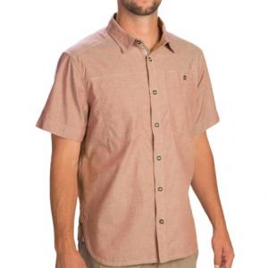 Image of Black Diamond Equipment Chambray Modernist Shirt - Short Sleeve (For Men)