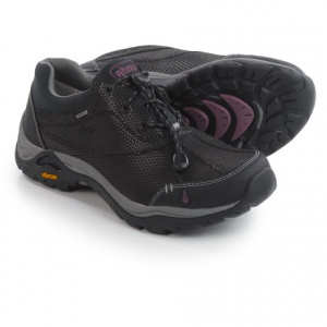 Image of Ahnu Calaveras Hiking Shoes - Waterproof, Leather (For Women)