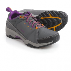 Image of Ahnu Alamere Low Hiking Shoes - Waterproof, Leather (For Women)