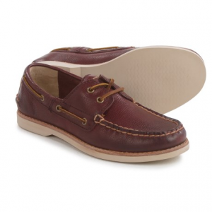 Image of Frye Sully Boat Shoes - Leather (For Little and Big Kids)