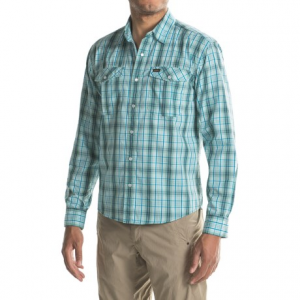 Image of Howler Brothers Gaucho Snap-Front Shirt - Long Sleeve (For Men)