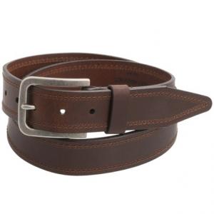 Image of Lejon Oil-Tanned Harness Leather Belt (For Men)