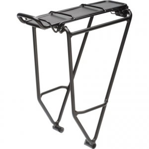 blackburn ex-1 spring clip bike rack- Save 33% Off - CLOSEOUTS . A rugged bike rack made from 6061 aluminum tubing, Blackburnand#39;s EX-1 Spring Clip bike rack has a spring-loaded clip to keep gear secure. A great choice for all-weather commuting. Available Colors: BLACK.