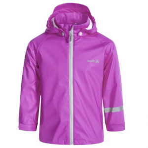 Image of Kamik Spot Rain Jacket - Waterproof (For Toddler Girls)
