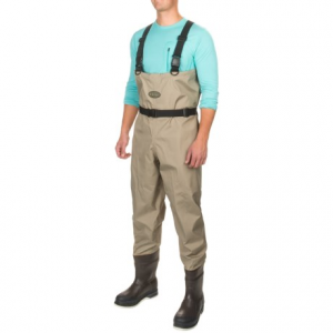 Image of Allen Co. Spring Creek Bootfoot Waders - Thinsulate(R), Rubber Boot with Felt Sole (For Men)