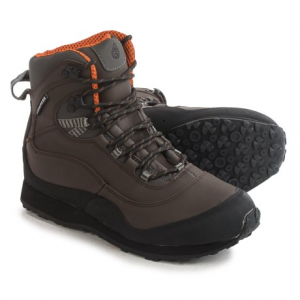 compass 360 tailwater cleated wading boots (for men)- Save 42% Off - CLOSEOUTS . Compass 360 Tailwater wading boots feature a durable and functional design suitable for entry-level anglers. They have a wide last that accommodates a 4mm bootie and a non-slip rubber sole. Available Colors: SEE PHOTO. Sizes: 7, 8, 9, 10, 11, 12, 13.