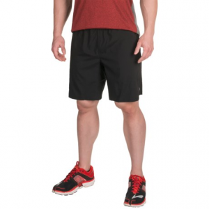 the north face nsr slim shorts - 9? (for men)- Save 45% Off - CLOSEOUTS . The North Face NSR Slim shorts are slim-fitting running shorts with a soft inner brief thatand#39;s infused with quick-drying FlashDryand#174; fibers, so you stay cool as your workout heats up. Available Colors: TNF BLACK. Sizes: L, M, S, XL, 2XL.