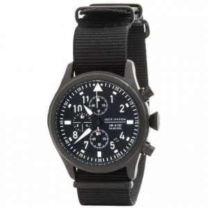 Image of Jack Mason Aviator Chronograph Watch with Nylon Band - 42mm