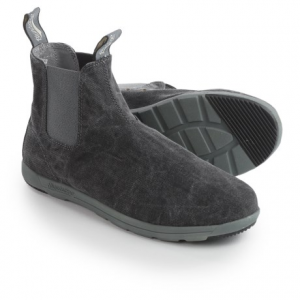 Image of Blundstone Canvas Chelsea Boots - Factory 2nds (For Men and Women)