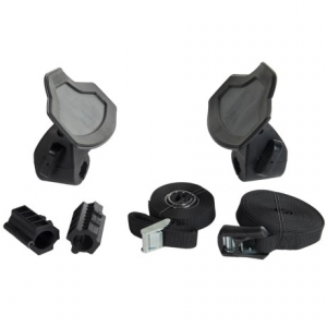 yakima hullhound boat mount - pair- Save 35% Off - CLOSEOUTS . Easily transport your boat on your carand#39;s roof with the Yakima HullHound boat mount. This set of two saddles fits most hull shapes and installs without tools to round, square and factory crossbars. Available Colors: BLACK.