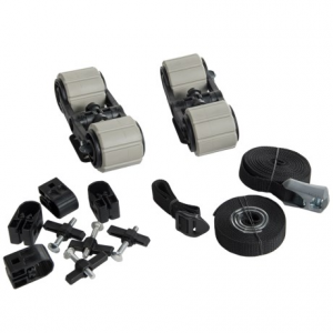 yakima hullyrollers boat mounts - pair- Save 44% Off - CLOSEOUTS . Yakima Hullyrollers boat mounts help you easily load and transport your boat on your Yakima roof rack. The rollers are mounted on pivoting bases that fit most kayak and canoe hull shapes. Available Colors: BLACK.