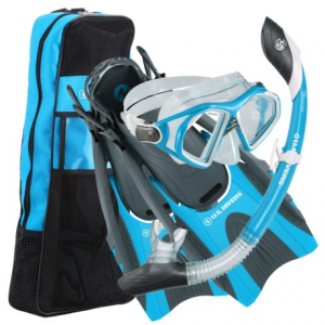 u.s. divers admiral fin, mask and snorkel set- Save 38% Off - Overstock . All ready for that tropical vacation? Donand#39;t forget to make some time for off-shore exploration with U.S. Diversand#39; Admiral fin, mask and snorkel set. This set includes everything you need for a comfortable day of snorkeling, including a silicone-sealed mask, submersible snorkel and Pivot-Flex fins. Available Colors: COBALT BLUE. Sizes: S/M, L/XL.