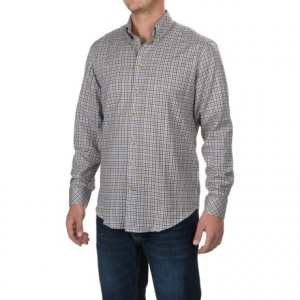 Image of Barbour Scotland Shirt - Relaxed Fit, Long Sleeve (For Men)