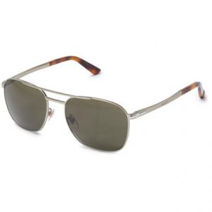 Image of Gucci Metal Pilot Sunglasses
