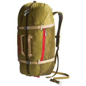 marmot rock gear hauler backpack- Save 28% Off - CLOSEOUTS . Designed specifically for climbers, Marmotand#39;s Rock Gear Hauler holds shoes, harnesses and gear, and opens up completely for full access to your rope. The padded backpack straps ensure comfort during approaches. Available Colors: OLIVE/DARK OLIVE, SLATE GREY/CINDER.