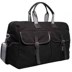 Image of Jack Georges Canvas Travel Duffel Bag - 22?