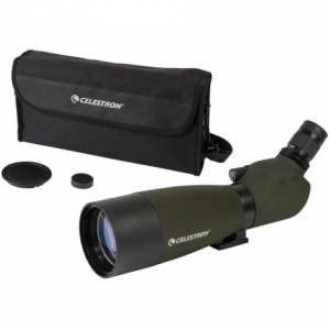 celestron cavalry 25-75x 70mm spotting scope- Save 50% Off - CLOSEOUTS . Celestronand#39;s Cavalry 25-75x spotting scope is a compact, budget-friendly option for tracking and wildlife viewing. The multi-coated lens provides clear images at long distances, and waterproof, fogproof construction makes it suitable for all-weather use. Available Colors: SEE PHOTO.