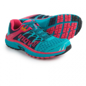 inov-8 road claw 275 running shoes (for women)- Save 50% Off - CLOSEOUTS . A well-balanced neutral training shoe, Inov-8 Road Claw 275 running shoes offer a smooth, stable ride. POWERFLOW midsole technology delivers excellent energy return, and the roomy forefoot accommodates a variety of foot shapes. Available Colors: BLUE/NAVY/BERRY, DARK GREY/WHITE/TEAL. Sizes: 5.5, 6, 6.5, 7, 7.5, 8, 8.5, 9, 9.5, 10, 10.5, 11.