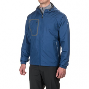 dri-duck dri-pack rain jacket (for men)- Save 57% Off - CLOSEOUTS . Dri-Duckand#39;s Dri-Pack rain jacket excels even after the rain has stopped. The DWR ripstop polyester shell keeps the water away during your day out, but when the sun comes out, it packs easily into its own pocket so you can keep on having fun. Available Colors: GARNET, COBALT. Sizes: S, M, L, XL, 2XL, 3XL, 4XL.
