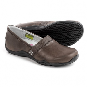 Image of Ahnu Jackie Pro Shoes - Leather, Slip-Ons (For Women)