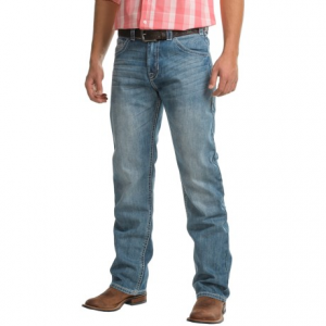 Image of Rock and Roll Cowboy Tuf Cooper Jeans - Competition Fit, Straight Leg (For Men)