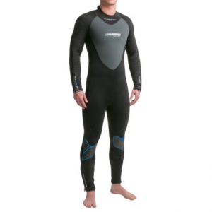 Image of Camaro Overall SuperElastic Dive Wetsuit - 5/3/2mm (For Men)