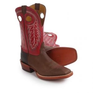 Image of Nocona Caprock Cowboy Boots - 11?, Square Toe (For Men)