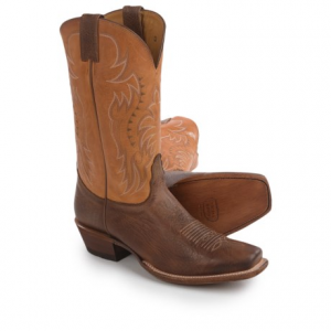 Image of Nocona Delta Cowboy Boots - 13?, Square Toe (For Men)