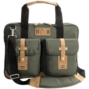 Image of Buxton Expedition II Trekker Laptop Briefcase
