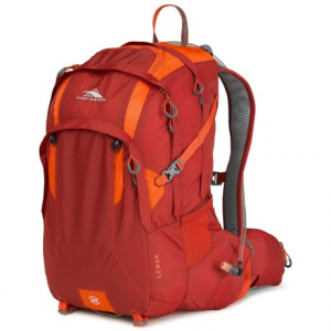 high sierra lenok 22l hydration pack - 70 fl.oz.- Save 50% Off - CLOSEOUTS . Go big or go home with High Sierraand#39;s Lenok 22L hydration pack. A spacious, supportive design with an internal wire frame, the Lenok is suitable for mountain biking, skiing, hiking and commuting. It has a mesh-padded waistbelt, Airflow back panel and multiple compartments for gear storage. Available Colors: SEA/TROPIC TEAL, EGGPLANT/BERRY, BLACK/CHARCOAL/, CARMINE/REDLINE.